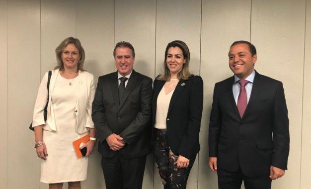 Cinthia Ribeiro é confirmada como segunda vice-presidente da Frente Nacional de Prefeitos