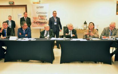 Colégio de presidentes das assembleias debate cases de sucesso dos legislativos do Brasil
