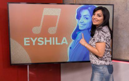 """No """"Promessas no G1"""" Eyshila fala sobre a morte do filho e como ajudou o marido a superar a dependência em drogas"""