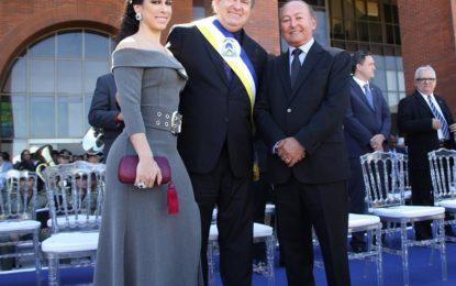 Lázaro Botelho parabeniza Carlesse e agradece apoio de prefeitos, vereadores e lideranças tocantinenses