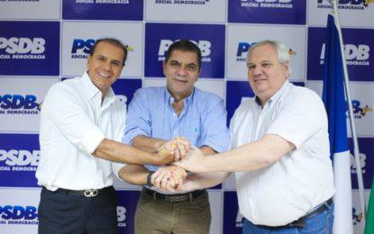 PSDB fecha aliança com PSB para as eleições de outubro no Tocantins