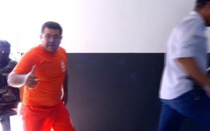 Vereador José do Lago Folha deixa prisão após prestar depoimento