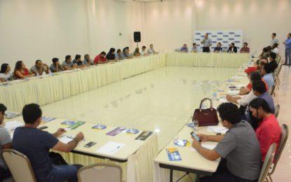 PSDB reúne lideranças municipais em Palmas e reafirma união em torno de Ataídes