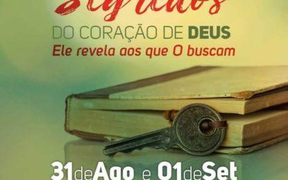 Igreja Getsêmani promove Congresso de Homens e Mulheres em Palmas