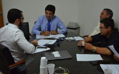 Membros da CPI do PreviPalmas realizam primeira reunião e elaboram plano de trabalho