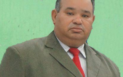 Vereador Ivory de Lira propõe Título de Cidadão Palmense ao pastor José Filho