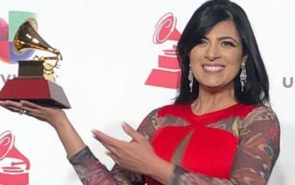 Fernanda Brum ganha o Grammy Latino 2018
