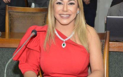 LDO é aprovada com emenda aditiva de Luana para realização e continuidade de Concursos