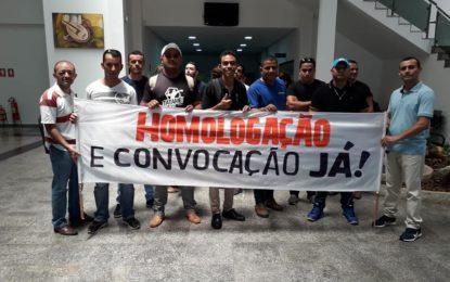 Aprovados do concurso da Câmara de Palmas cobram homologação antes do recesso legislativo