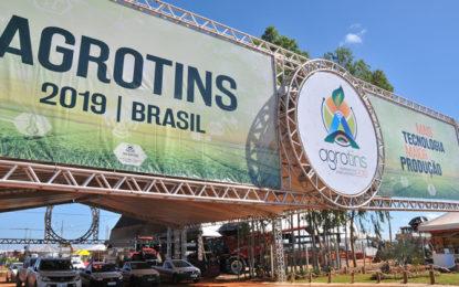 Governo do Tocantins lança, na Agrotins, Medida Provisória que promove a regularização fundiária de imóveis rurais